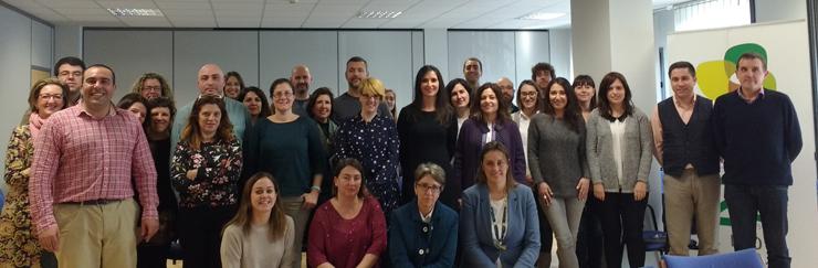 Daorje en la Red de Empresas Saludables de Asturias