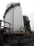 Fabricación y montaje de tanque de almacenamiento de alquitrán